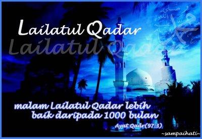 """""""Lailatul Qadar"""""""